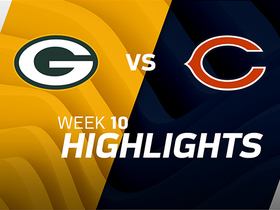 Packers vs. Bears highlights | Week 10