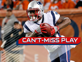 Can't-Miss Play: Dion Lewis zooms to 103-yard kick return TD
