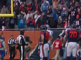 Connor Barth misses game-tying field goal as time expires