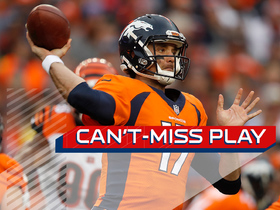 Can't-Miss Play: Brock throws unguardable TD pass to Thomas