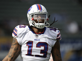 Rapoport: Kelvin Benjamin suffered right knee injury on Sunday