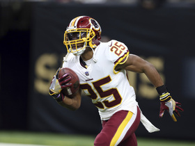 Rapoport: Chris Thompson out for the season with fractured fibula