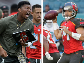 Rapoport on Winston injury: 'Expect even more starts from Ryan Fitzpatrick'