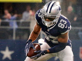 Terrance Williams turns on the turbo to gain 39 yards on catch