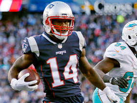 Brandin Cooks catches 37-yard bullet from Brady
