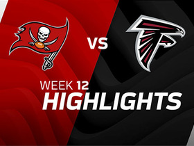 Buccaneers vs. Falcons highlights | Week 12
