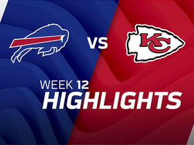 Bills vs. Chiefs highlights | Week 12