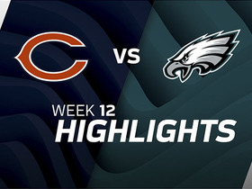 Bears vs. Eagles highlights | Week 12