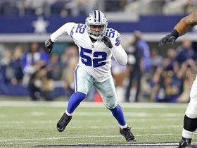 Slater: Sean Lee and Justin Durant ruled out for Thursday night's game