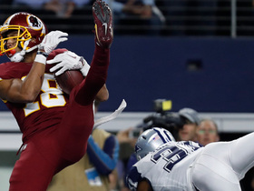 Josh Doctson out-jumps Byron Jones for big-time TD