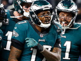 Alshon Jeffery signs new deal with the Eagles