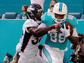 Julius Thomas makes former team pay on 9-yard back-shoulder TD catch
