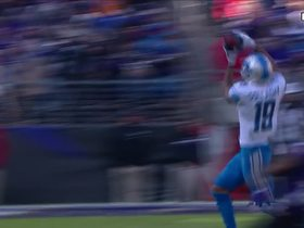 Kenny Golladay cuts over the middle for huge 31-yard gain