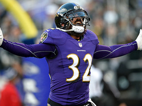 Eric Weddle puts game on ice with 45-yard pick-six
