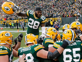 Packers game-winning drive in OT