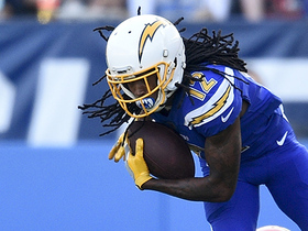 Travis Benjamin makes former team pay with 39-yard reception