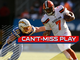 Can't-Miss Play: Joey Bosa delivers game-changing strip-sack