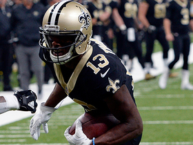 Michael Thomas wicked route running sets up 32-yard reception