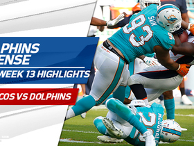 Dolphins defense and special teams highlights | Week 13