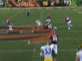 Antonio Brown picks up 24 yards on 2nd and 16