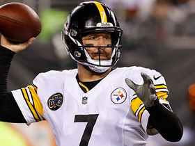 Ben Roethlisberger surpasses 50,000 career passing yards