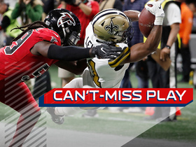 Can't-Miss Play: Tommylee Lewis tap dances past Keanu Neal for TD