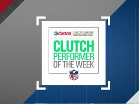 Week 13: Aaron Jones wins Castrol EDGE Clutch Performer
