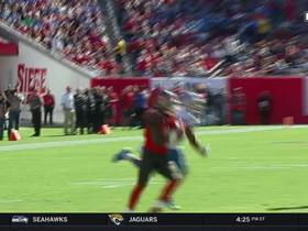 O.J. Howard hauls in 21-yard pass from Jameis Winston