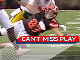 Can't-Miss Play: DeValve makes incredible one-handed diving grab