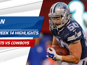 Highlights from Sean Lee's triumphant return