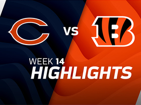 Bears vs. Bengals highlights | Week 14