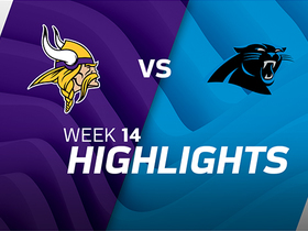 Vikings vs. Panthers highlights | Week 14