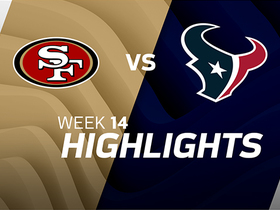 49ers vs. Texans highlights | Week 14