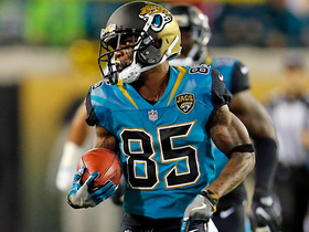 Jaguars get tricky with lateral to Jaydon Mickens on kickoff return