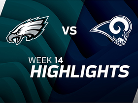 Eagles vs. Rams highlights | Week 14