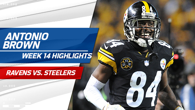 d82432dcaf8 Big Ben and Antonio Brown, Bolts' pass rush, Eric Berry's impact - NFL.com