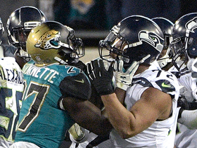 Rapoport: Expect fines, not suspensions, for players involved in Seahawks-Jaguars scuffle