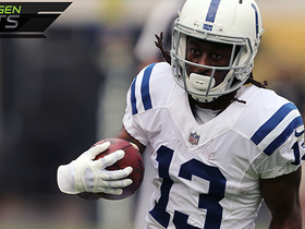 Next Gen Stats: Why is T.Y. Hilton such a lethal deep-ball threat?