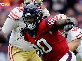 'Sound FX': Jadeveon Clowney mic'd up vs. 49ers in Week 14 of 2017