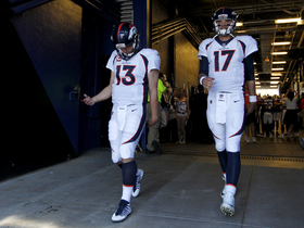 Rappoport: Broncos' number one priority is to find a starting QB