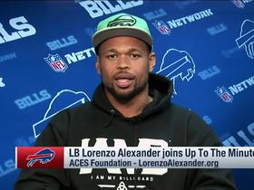 Lorenzo Alexander shares how his upbringing led to founding the ACES Foundation