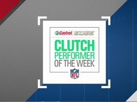 Week 14: Davante Adams wins Castrol EDGE Clutch Performer