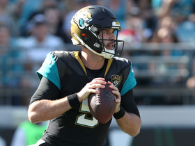 Blake Bortles finds James O'Shaughnessy for 15 yards