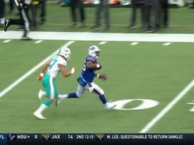 Charles Clay breaks tackle, turns short catch into 21-yard play