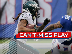 Can't-Miss Play: Ronald Darby puts on a spin cycle with unreal INT return