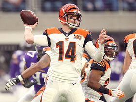 Andy Dalton finds A.J. Green across the middle for 16 yards