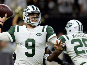 Bryce Petty throws a perfect 38-yard dart to Elijah McGuire