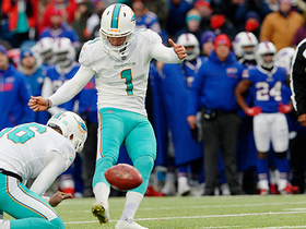 Cody Parkey nails 26-yard field goal