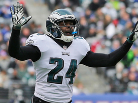 Eagles hang on: Eli misses Engram in back of end zone on fourth down