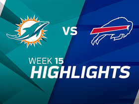 Dolphins vs. Bills highlights | Week 15